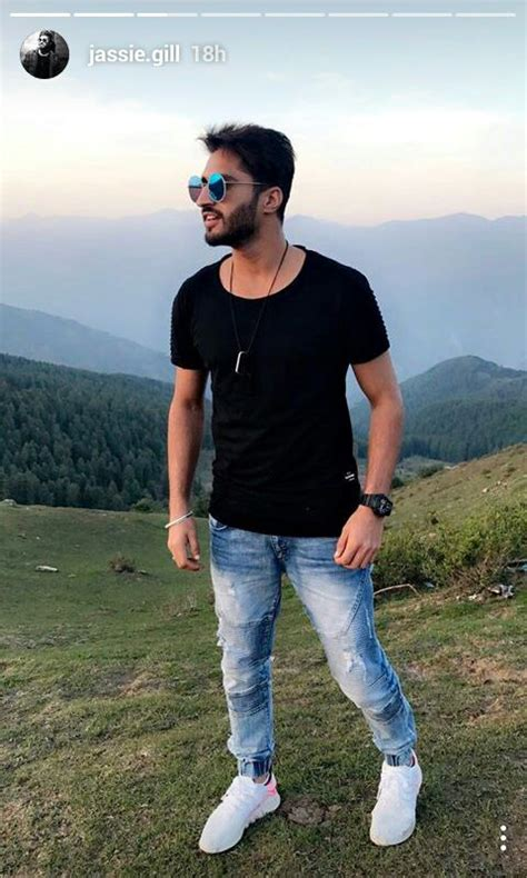 jassie gill these pictures of jassie gill and babbal rai gives us