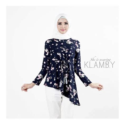 Arabella Blouse By Wearing Klamby jual almira blouse by wearing klamby di lapak printilan