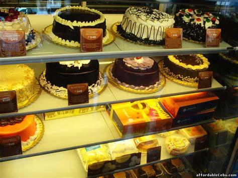 Goldilocks Cakes With Price Goldilocks Bakeshop Bacolod Pages   Parintele