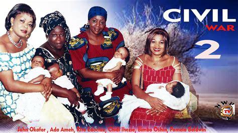 war collage nigerian nollywood movie civil war 2 nigerian nollywood movie youtube
