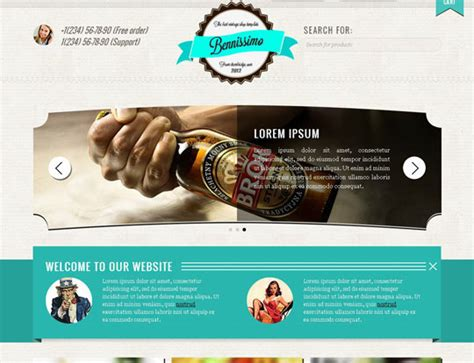 themes wordpress vintage free 27 best retro wordpress themes designbeep