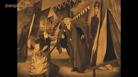 Cabinet Of Caligari by Das Cabinet Des Dr Caligari Us Review