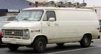 chevrolet van information and photos momentcar