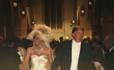 donald trump melania wedding donald trump salary net worth properties jet homes wiki