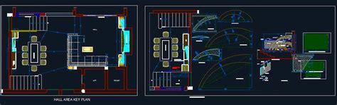 partition design mdf  glass autocad dwg plan  design