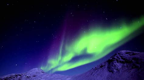 Land Of Lights by Northern Lights In Greenland