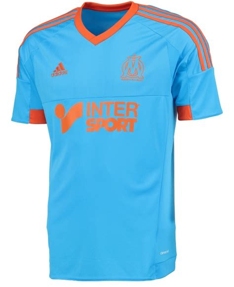 new marseille kits 13 14 adidas olympique marseille home olympique de marseille jersey 2014 15