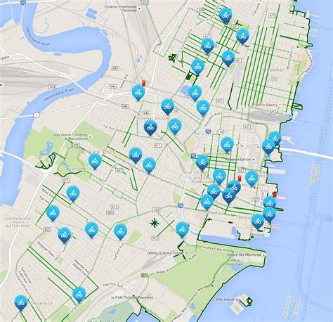citibike map citi bike map my