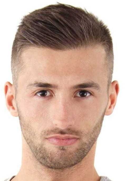 the most suitable hairstyles for boys with short and oval faces 20 must have short hairstyles for men in 2017 hairstylevill