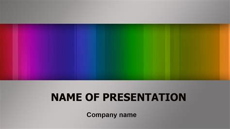 Download Free Drawing Colors Powerpoint Template For Presentation Powerpoint Themes Templates