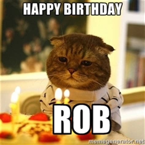 Birthday Cat Meme Generator - sad birthday cat meme generator image memes at relatably com