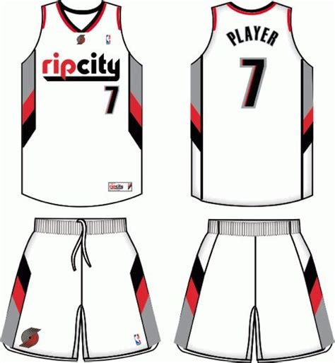 contoh desain jersey basket 21 best images about portland trailblazers all jerseys ad