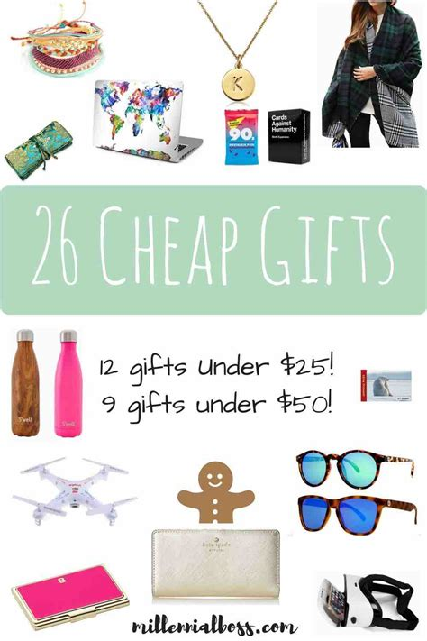 cheap gifts for 26 awesome and cheap gifts for 2017