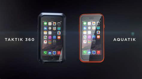 Lunatik 100 Gorilla Glass Iphone 6 6s iphone 6 des 233 tuis 233 tanches et anti choc pour sportifs