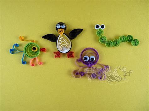 quilling crafts for easy quilling projects for