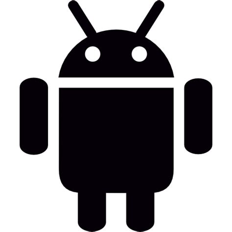 large icons for android android big logo free logo icons