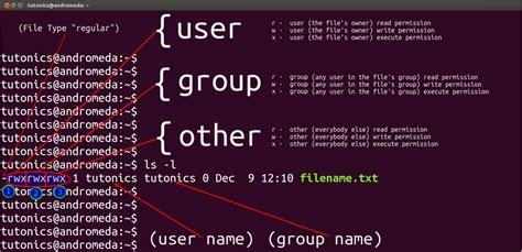 Tutorial Chmod Ubuntu | linux file permissions tutorial for beginners