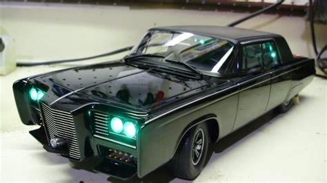 Green Hornet Auto by Fred S Custom 1 18 Green Hornet S Black Diecast