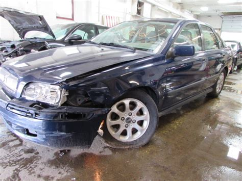 2002 volvo s40 parts parting out 2002 volvo s40 stock 150223 tom s