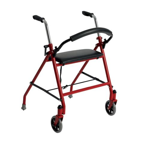 drive 1239rd two wheeled walker with seat drive 2 wheeled walker with seat in 1239rd the home