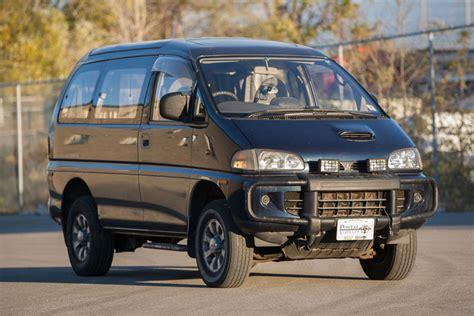 mitsubishi delica space gear 1995 mitsubishi delica space gear 4wd turbo diesel