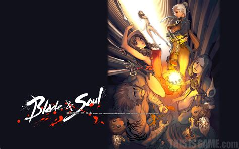 blade and soul blade and soul releases new screenshots
