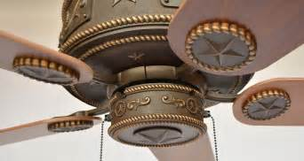 Antler Table Cooper Canyon Western Star Ceiling Fan Rustic Lighting