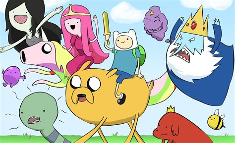 wallpaper anime adventure time adventure time wallpapers hd wallpaper cave