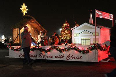 danz family: tulsa christmas parade