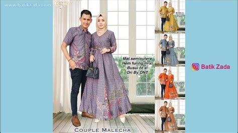 Longdres Batik 3 batik modern longdres dan busana muslim terbaru