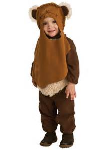 Infant Halloween Costumes Toddler Ewok Costume