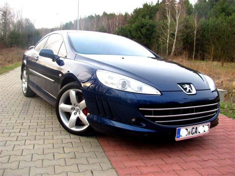 peugeot 407 coupe tuning peugeot 407 coupe 2 7 hdi tuning audio