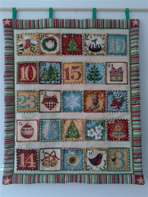 Advent Calendar Handmade - 20 enchanting handmade advent calendar ideas