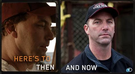 deadliest catch mike rowe and andy hillstrand duke it out on 1000 images about capt andy hillstrand on pinterest tv