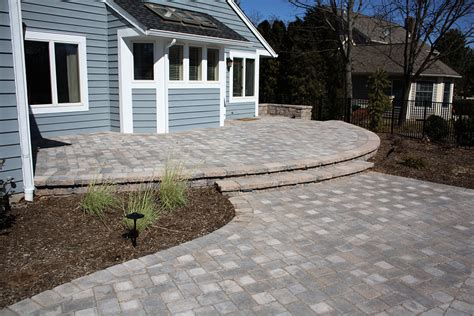 Patio Designs With Steps Patio Designs Greece Landscape In Rochester Ny