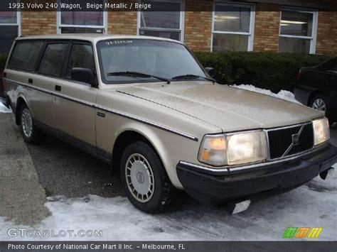 beige metallic  volvo  wagon beige interior gtcarlotcom vehicle archive