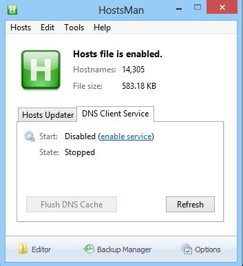 blocking unwanted connections   hosts file