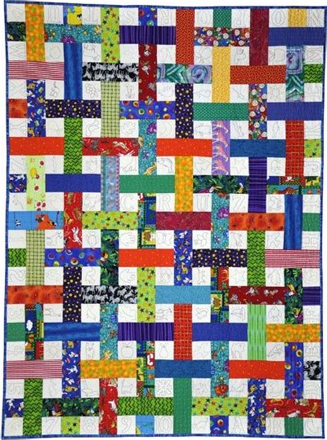Lattice Quilt Pattern Free by Lattice Quilt Link To Free Pattern Quilts And Quilt Ideas Pint