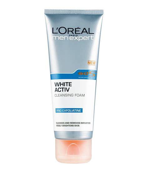 Foam L Oreal l oreal expert white activ cleansing foam 100ml