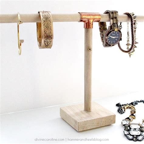how to make jewelry holder make it diy jewelry holder for 10 more