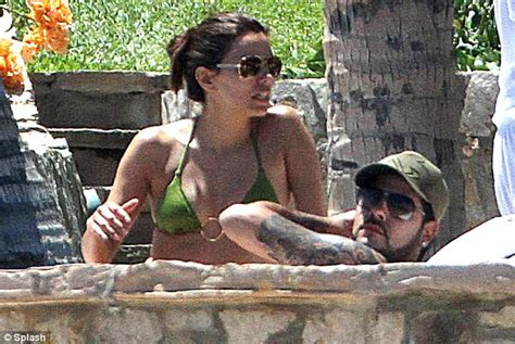 new mexico tattoos top world news online blog eva longoria slips into a on romantic mexican getaway with