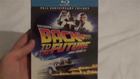 unboxing annie 2014 film version blu ray youtube back to the future trilogy blu ray unboxing youtube