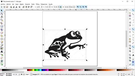 Tutorial Para Utilizar Inkscape | extensiones para inkscape para utilizar el l 225 ser 1 de 2