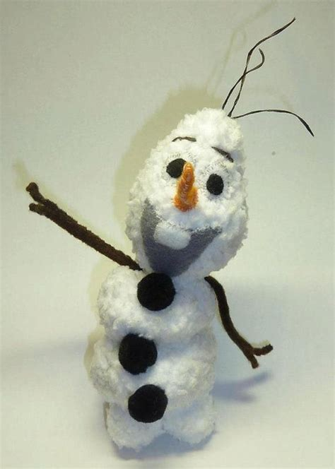 knitting pattern olaf frozen olaf the snowman pdf instant download toy by