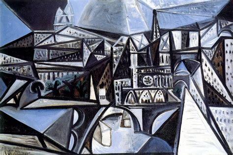 Dora Maar Vase Pablo Picasso Vue De Notre Dame De Paris 1945