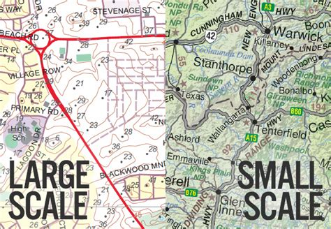 large scale map large scale vs small scale maps what the chart map shop