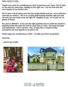 dear seller letters work for home buyers seattlepi