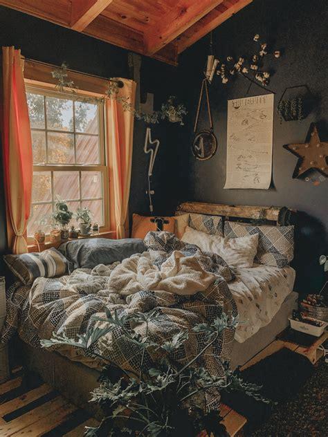 Artsy Bedrooms by Artsy Room Plants Cozy Fall Times In 2019