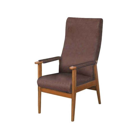 Highback Chairs - dartmouth high back chair vinyl nrs healthcare