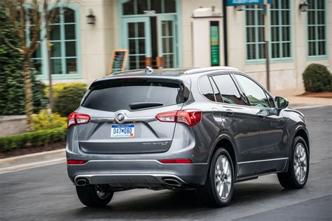 2019 Buick Lineup by 2019 Buick Envision Debuts With New Looks Gm Authority